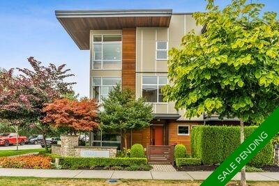 South Surrey Townhouse for sale: Breeze 4 bedroom 1,439 sq.ft. (Listed 2020-09-08)