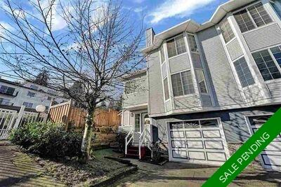 Port Moody Centre Townhouse for sale:  3 bedroom 2,108 sq.ft. (Listed 2020-12-01)